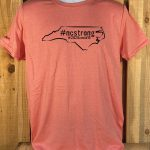 #ncstrong-Heathered Coral